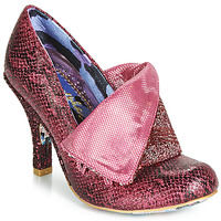 Chaussures Femme Escarpins Irregular Choice FLICK FLACK Rose