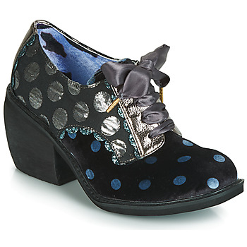 Chaussures Femme Bottines Irregular Choice TIPPLE Noir