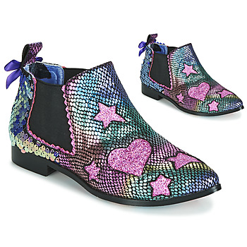 Chaussures Femme Bottines Irregular Choice STARLIGHT EMPRESS Rose