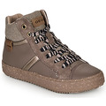 Chaussures Fille Baskets montantes Geox