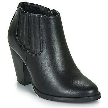 Chaussures Femme Bottines Les Petites Bombes TERRY Noir