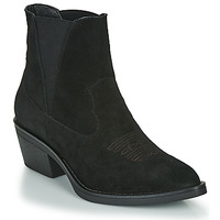 Chaussures Femme Bottines Les Petites Bombes IRINA Noir
