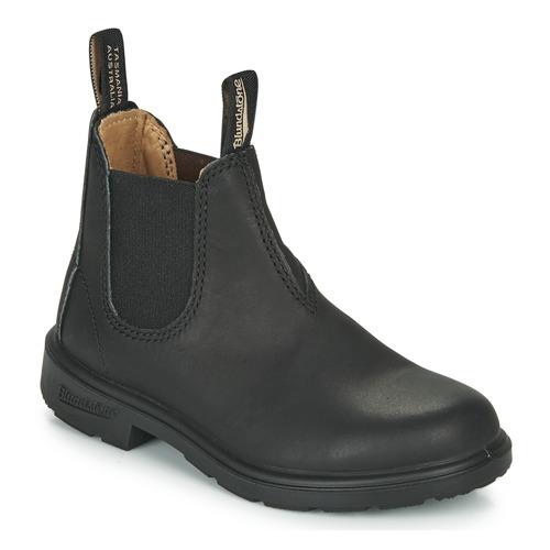Chaussures Enfant Boots Blundstone KIDS-BLUNNIES-532 Noir