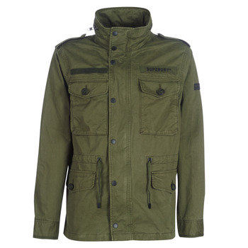 Vêtements Homme Parkas Superdry ROOKIE FIELD JACKET Kaki
