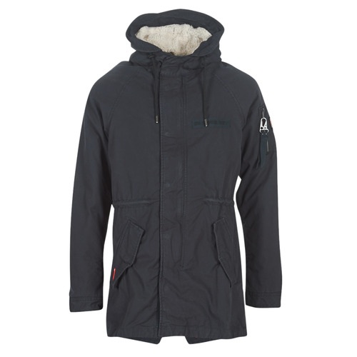 Vêtements Homme Parkas Superdry WINTER AVIATOR PARKA Marine