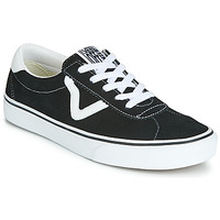 Chaussures Baskets basses Vans VANS SPORT Noir