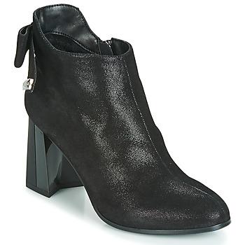 Chaussures Femme Bottines Metamorf'Ose FANCHON Noir