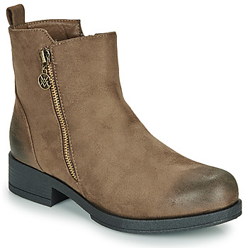 Chaussures Femme Boots Chattawak VAMP Taupe