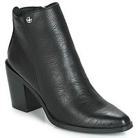 Chaussures Femme Bottines Chattawak LATINA Noir