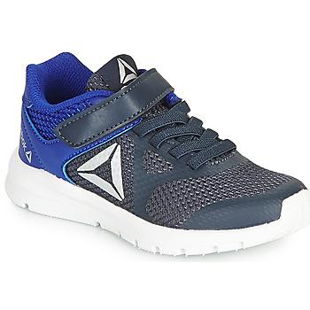Chaussures Garçon Baskets basses Reebok Sport REEBOK RUSH RUNNER Marine / Bleu