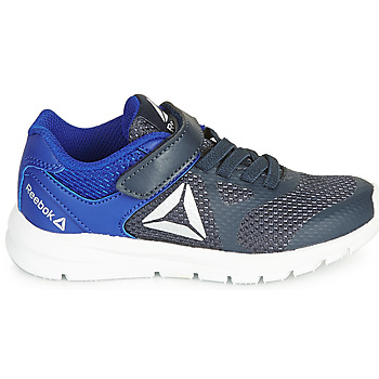 Baskets basses enfant Reebok Sport REEBOK RUSH RUNNER. Baskets basses enfant Reebok Sport  REEBOK RUSH RUNNER  bleu.