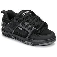 Chaussures Baskets basses DVS COMANCHE Noir