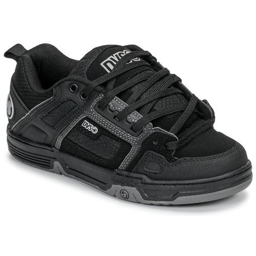 Chaussures Homme Baskets basses DVS COMANCHE Noir