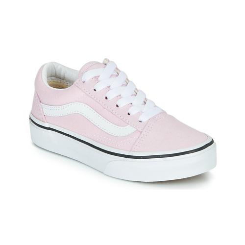 chaussure vans enfant fille
