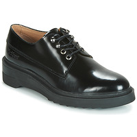Chaussures Femme Derbies Kickers ALDARIC Noir