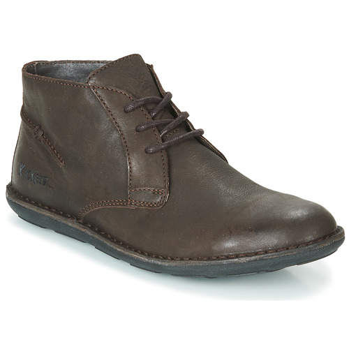 Chaussures Homme Boots Kickers SWIBO Marron
