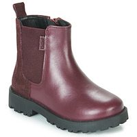 Chaussures Fille Boots Kickers GRIZLY Violet