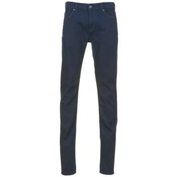 Vêtements Homme Jeans slim 7 for all Mankind RONNIE Bleu foncé