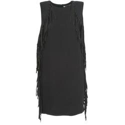 Vêtements Femme Robes courtes See U Soon LOUBIRA Noir