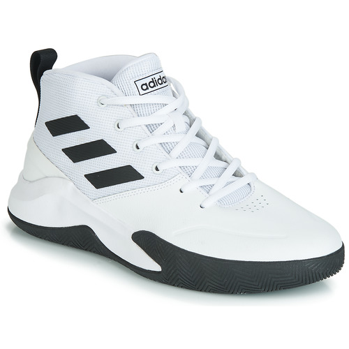 Chaussures Homme Basketball adidas Performance OWNTHEGAME Blanc / Noir
