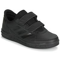 Chaussures Enfant Baskets basses adidas Performance ALTASPORT CF K Noir
