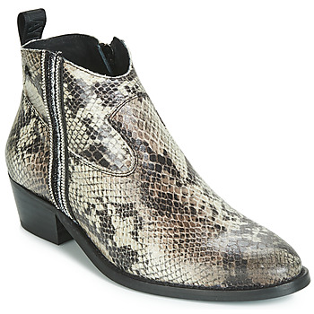 Chaussures Femme Boots Replay PINETOP Ecaille / Reptile