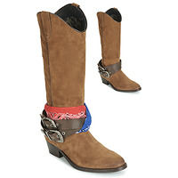 Chaussures Femme Bottes ville Replay FRUITLAND Camel