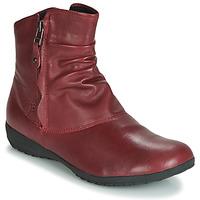 Chaussures Femme Boots Josef Seibel NALY 24 Carmin