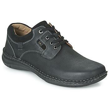 Chaussures Homme Derbies Josef Seibel ANVERS 36 Noir