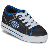 Chaussures Garçon Chaussures à roulettes Heelys CLASSIC X2 Noir / Blanc / Bleu