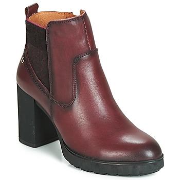 Chaussures Femme Bottines Pikolinos SAGUNTO W4Z Marron