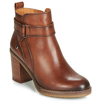 Chaussures Femme Bottines Pikolinos POMPEYA W9T Marron