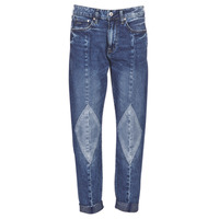 Vêtements Femme Jeans boyfriend G-Star Raw 3301-L MID BOYFRIEND DIAMOND Bleu Light Vintage Aged