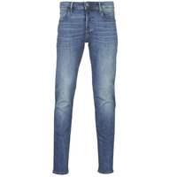 Vêtements Homme Jeans slim G-Star Raw 3301 SLIM Bleu Vintage Medium Aged