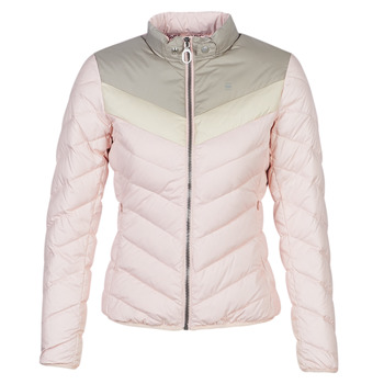Vêtements Femme Doudounes G-Star Raw ALASKA PDD DOWN JKT WMN Rose / Beige