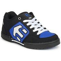 Chaussures Air max tnGarçon Baskets basses Etnies KIDS CHARTER Noir / Blanc / Bleu
