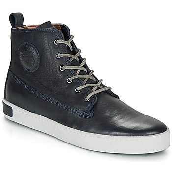 Chaussures Homme Baskets montantes Blackstone AM02 Marine