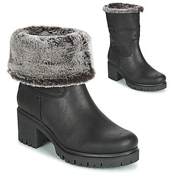 Chaussures Femme Bottines Panama Jack PIOLA Noir