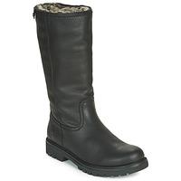 Chaussures Femme Bottes ville Panama Jack BAMBINA Noir