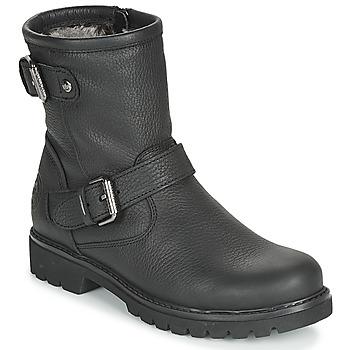 Chaussures Femme Boots Panama Jack FELINA Noir
