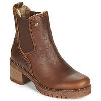 Chaussures Femme Boots Panama Jack PIA Marron