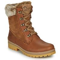Chaussures Femme Boots Panama Jack TUSCANI Marron