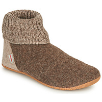 Chaussures Homme Chaussons Giesswein WILDPOLDSRIED Taupe