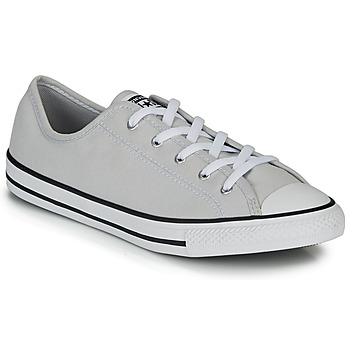 Chaussures Femme Baskets basses Converse CHUCK TAYLOR ALL STAR DAINTY GS  CANVAS OX Gris