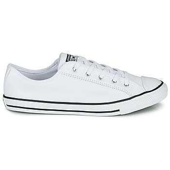 Baskets Basses converse chuck taylor all star dainty gs leather ox