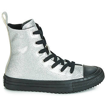 Baskets montantes enfant Converse CHUCK TAYLOR ALL STAR BOOT COATED GLITTER HI