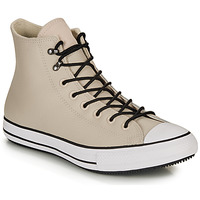Chaussures Baskets montantes Converse CHUCK TAYLOR ALL STAR WINTER LEATHER BOOT HI Beige