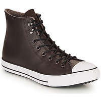 Chaussures Baskets montantes Converse CHUCK TAYLOR ALL STAR WINTER LEATHER BOOT HI Marron