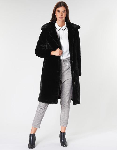 Vêtements Femme Manteaux Oakwood PROGRAM Noir