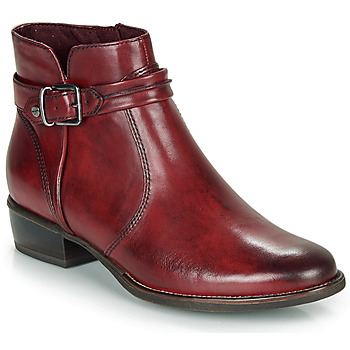Chaussures Femme Boots Tamaris MARLY Bordeau